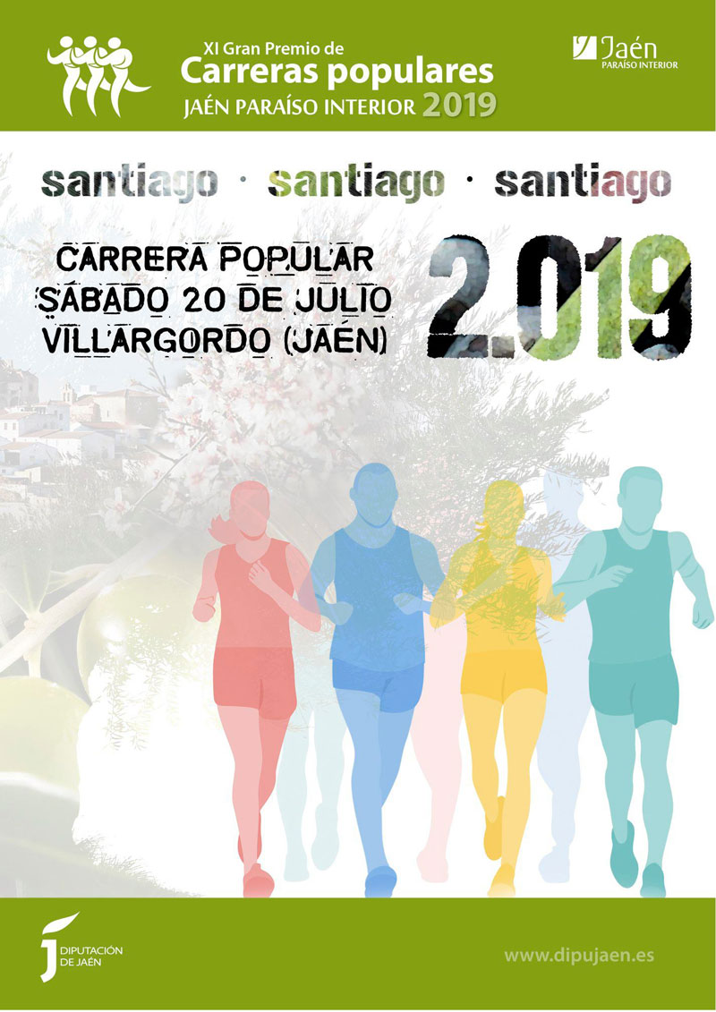 Carrera Popular Santiago 2019